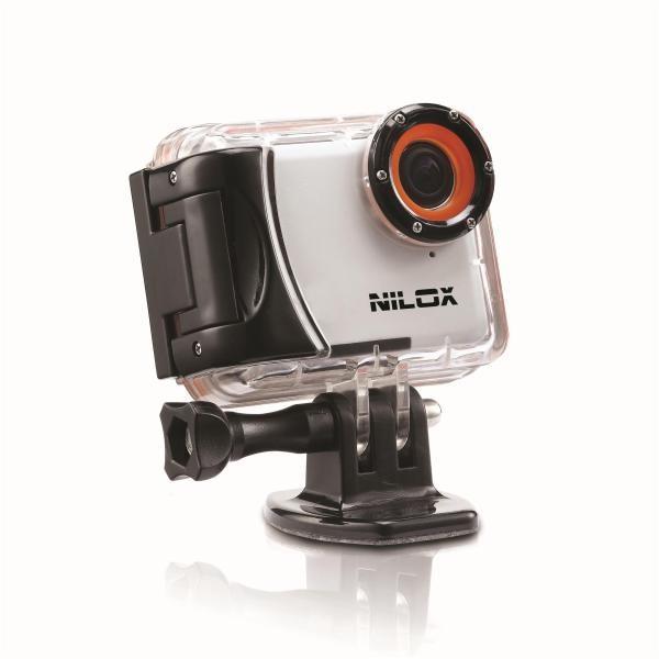 """Nilox MINI ACTION CAM fotocamera per sport d'azione HD-Ready CMOS 5 MP 25,4 / 4 mm (1 / 4"""") 65 g cod. 13NXAKNA00001"""