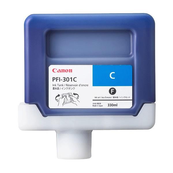 Canon PFI-301C Original Ciano 1 pezzo(i) cod. 1487B001