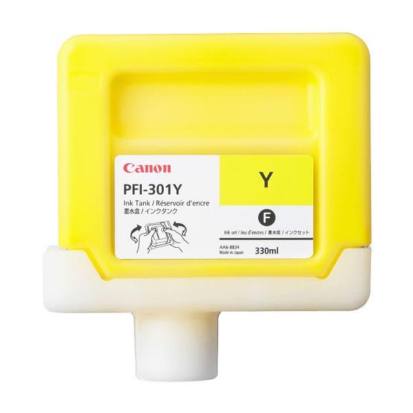 Canon PFI-301Y Original Giallo 1 pezzo(i) cod. 1489B001