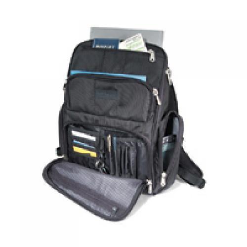 "Kensington Contour Backpack borsa per notebook 43,2 cm (17"") Zaino Grigio cod. 1500234K"