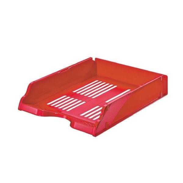 Esselte TRANSIT A4 Red vassoio da scrivania Rosso cod. 15656