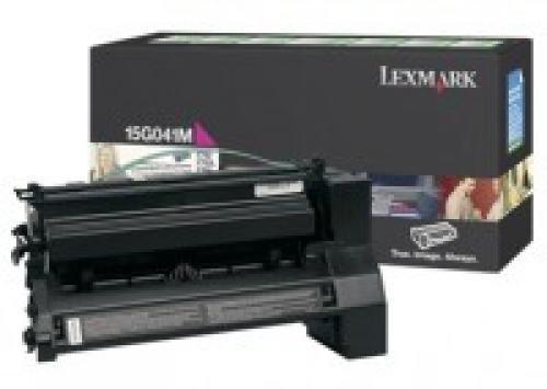 Lexmark 15G041M cartuccia toner Original Magenta 1 pezzo(i) cod. 15G041M