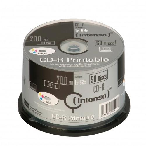 Intenso 1801125 CD vergine CD-R 700 MB 50 pezzo(i) cod. 1801125