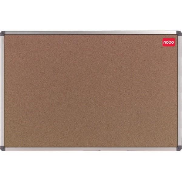Nobo Elipse Alm Cork Noticeboard 450x600 - 1900918