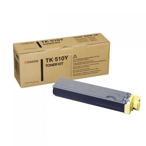 Kyocera TK510Y KYOC.TONER GIALLO FS-C5020N - 1T02F3AEU0