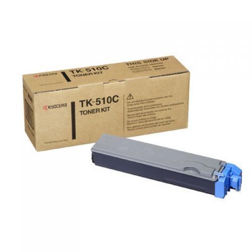 KYOCERA TK-510C Original Ciano 1 pezzo(i) cod. 1T02F3CEU0