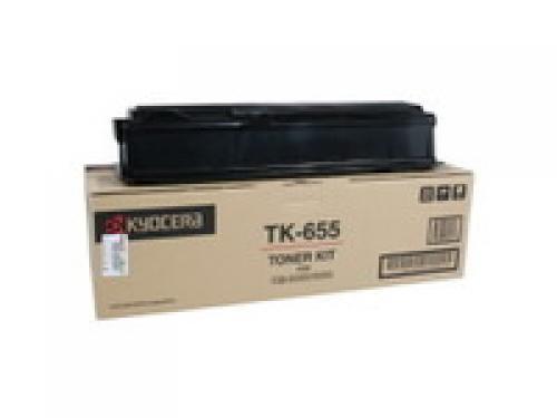 KYOCERA TK-655 Original Nero 1 pezzo(i) cod. 1T02FB0EU0