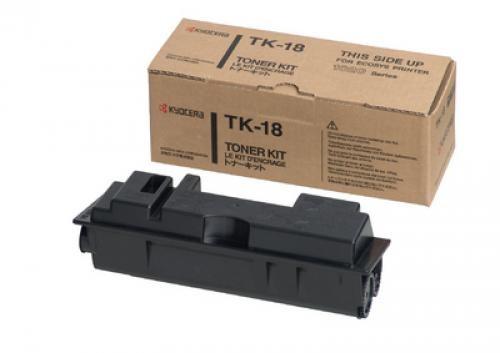 Kyocera TK18  KYOCERA TONER FS1020D - 1T02FM0EU0