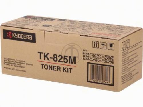 Kyocera TK-825M TONER MAGENTA KMC2520 - 1T02FZBEU0