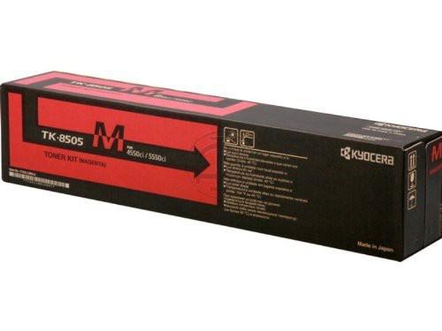 Kyocera Toner TASKalfa 4550ci/5550ci magenta / TK-8505M / 20.000 Seite - 1T02LCBNL0