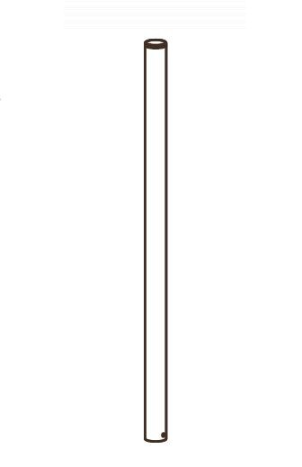 """Ergotron DS100 28"""" Pole cod. 20-137-200"""