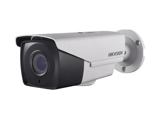 Hikvision Digital Technology ANALOGIC BULLET CAMERA F2.8-12MM 4/5MP IR40M IP67 - DS-2CE16H1T-AIT3Z(2.8