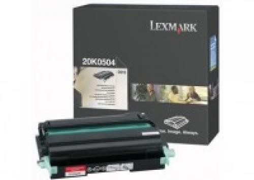 Lexmark 20K0504 cartuccia toner Original Nero 1 pezzo(i) cod. 20K0504