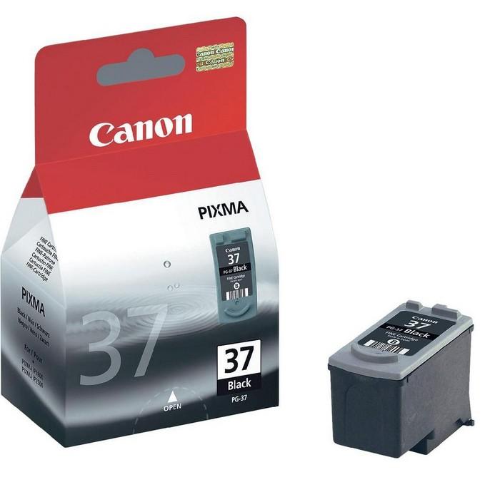 Canon PG-37 Original Nero 1 pezzo(i) cod. 2145B001