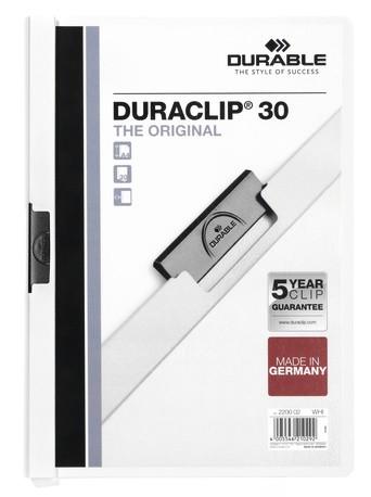 Durable Duraclip 30 A4 cod. 220002