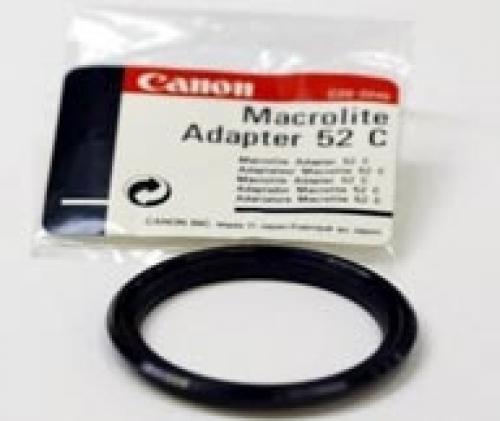 Macrolite Adapter 52C