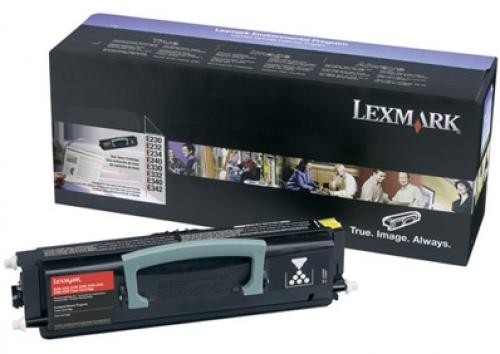 Lexmark E232, E33X, E34X Toner Cartridge Original Nero cod. 24040SW
