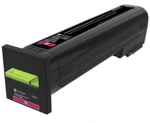 Lexmark 24B6718 cartuccia toner 13000 pagine Magenta cod. 24B6718
