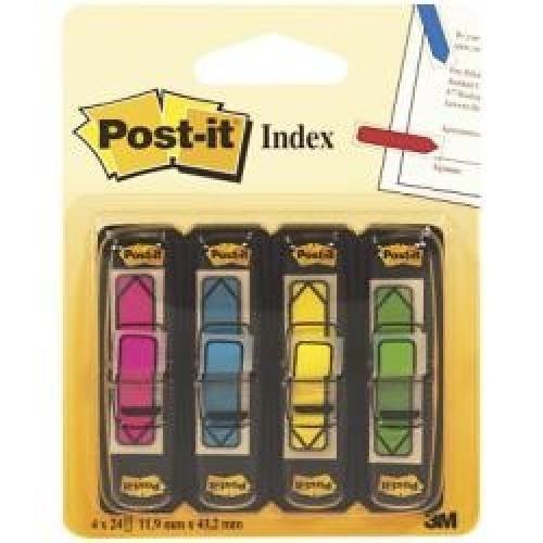 3M Post-it Index 12x43.2mm (96) - 26453