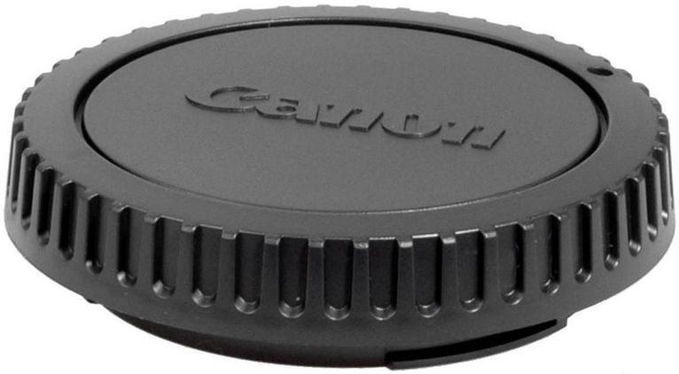 Canon Cap extender E II tappo per obiettivo Nero cod. 2724A001