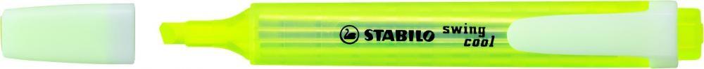 STABILO Swing Cool evidenziatore 10 pezzo(i) Giallo cod. 275/24