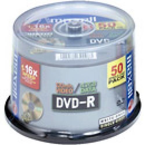 Maxell DVD-R 4,7GB 16X 50-Pack 50 pezzo(i) cod. 275610