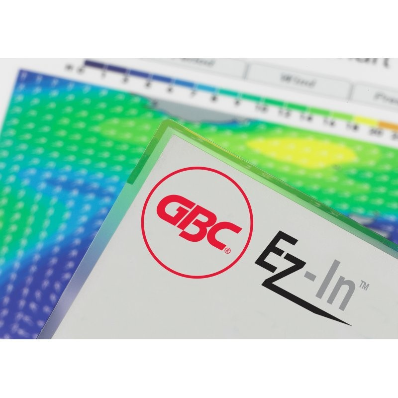 GBC Pouch per plastificazione documenti A5 2x125mic lucide (100) cod. 3200749