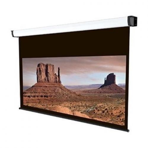 "Sopar Platinum Nema 122"" 16:9 Bianco schermo per proiettore cod. 3282PLHT"