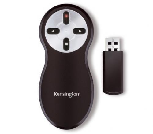 Kensington Telecomando per presentazioni con puntatore laser wireless - Si600 cod. 33374EU