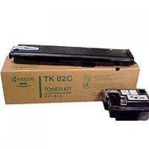 KYOCERA TK82C Original Ciano cod. 370095KL
