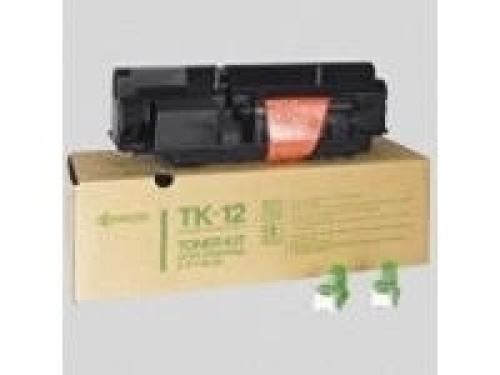 KYOCERA TK-12 toner black for FS1550 /1600 Original Nero cod. 37027012