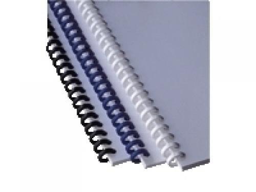 GBC Dorsi ClickBind bianchi 12 mm (50) cod. 388057E