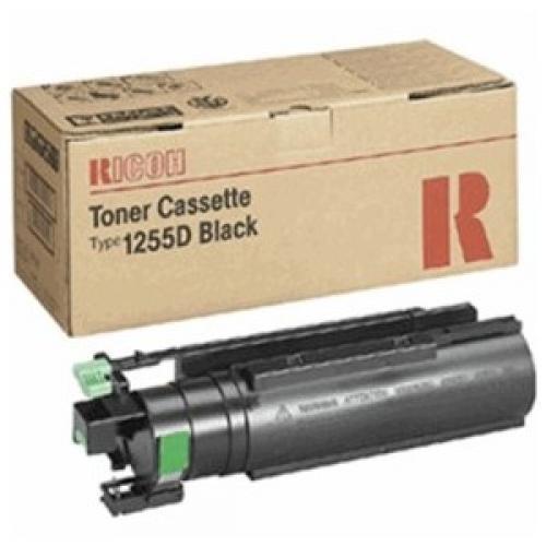 Ricoh Toner Type 1255D Black - 411073