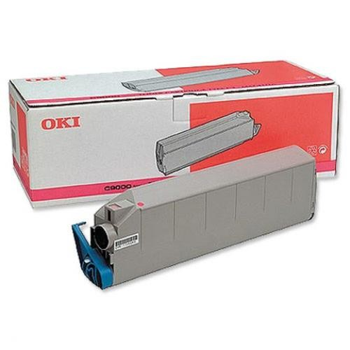 OKI 41963606 cartuccia toner Original Magenta 1 pezzo(i) cod. 41963606