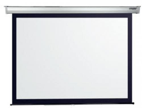 """Sopar New Gold 107"""" 1:1 Bianco schermo per proiettore cod. 4220HT"""