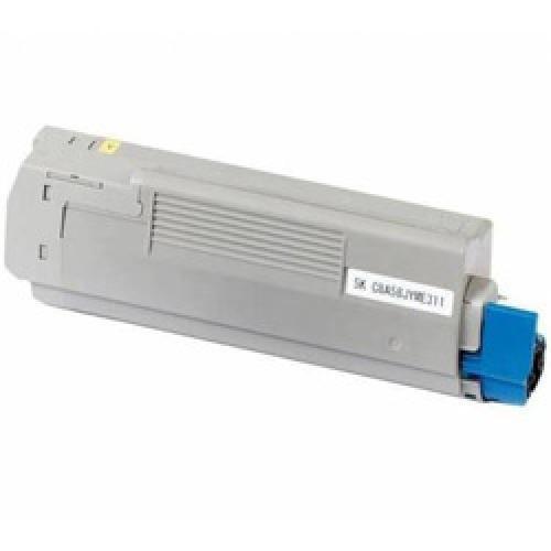 OKI Yellow Toner Cartridge for C5600/C5700 - 43381905