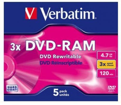 Verbatim DVD-RAM 3x - 43450