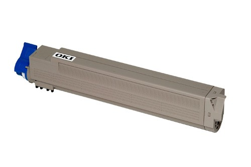 OKI 43837131 cartuccia toner Original Ciano 1 pezzo(i) cod. 43837131