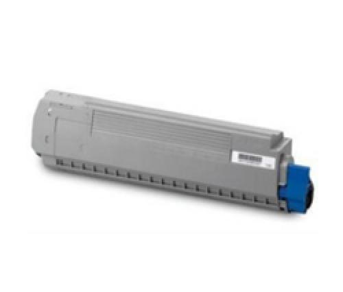 OKI Cyan Toner Cartridge - 44059255