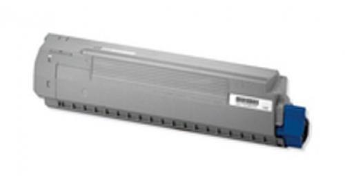 OKI 44844505 cartuccia toner Original Giallo 1 pezzo(i) cod. 44844505