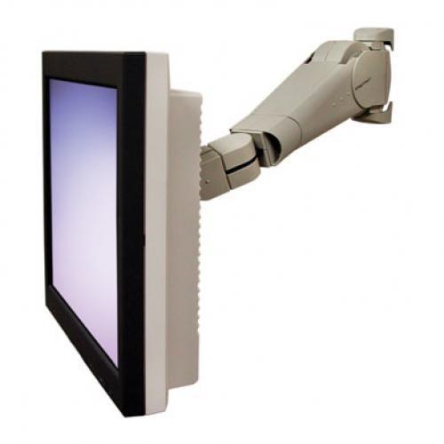"""Ergotron 400 Series LCD Arm 61 cm (24"""") Grigio cod. 45-007-099"""