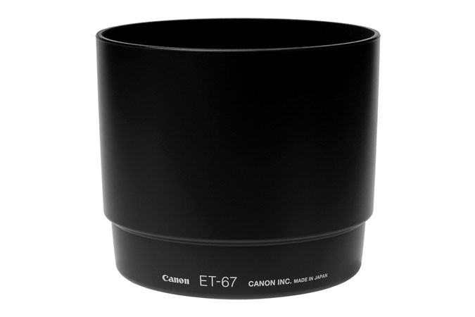 Canon ET-67 5,8 cm Nero cod. 4660A001