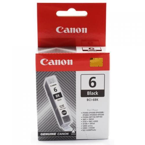 Canon BCI-6 BK - 4705A002