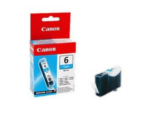 Canon BCI-6C cartuccia d'inchiostro Ciano cod. 4706A002