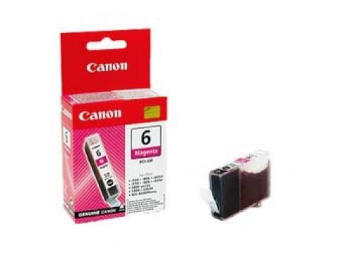 Canon BCI-6M Original Magenta 1 pezzo(i) cod. 4707A002
