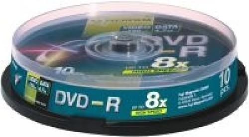 Fujifilm DVD-R 4,7Gb 10-Spindle 16x 10 pezzo(i) cod. 47588
