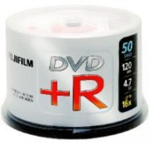Fujifilm DVD+R 4.7GB 16x 100pk 4,7 GB 100 pezzo(i) cod. 48274