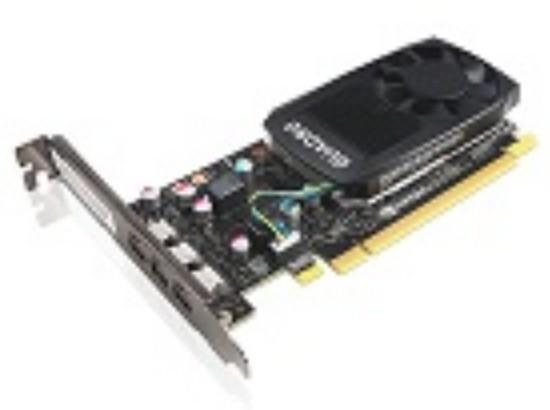 Lenovo P400 2GB NV QUADRO GRAPHICCARD - 4X60N86657