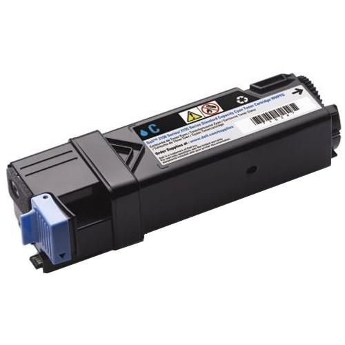 DELL Dell 2150cn/cdn/2155cn/cdn Standard Capacity Cyan Toner - KIT 1200pag. - 593-11034