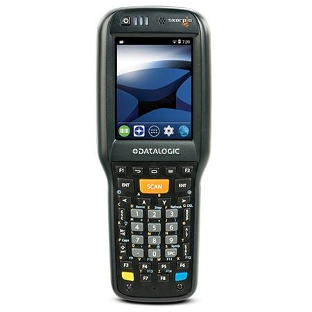 "Datalogic Skorpio X4 computer palmare 8,13 cm (3.2"") 240 x 320 Pixel Touch screen 388 g Nero cod. 942550020"